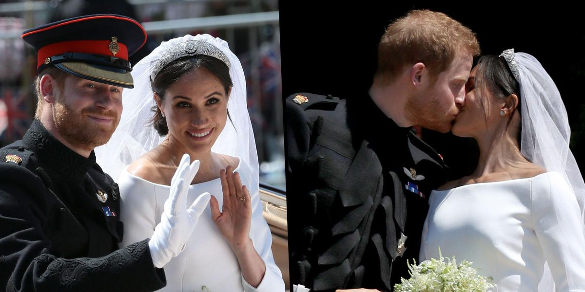 Prince Harry and Meghan Markle's 'Secret Wedding Didn't Take Place', Vicar Claims