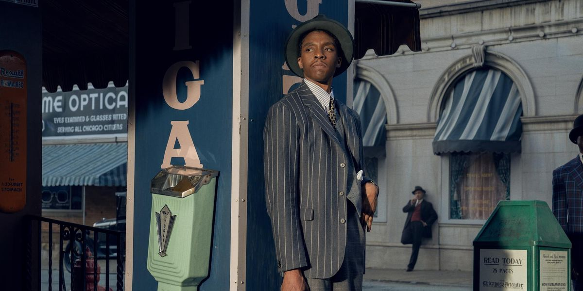 Chadwick Boseman Nominated for Best Actor Oscar