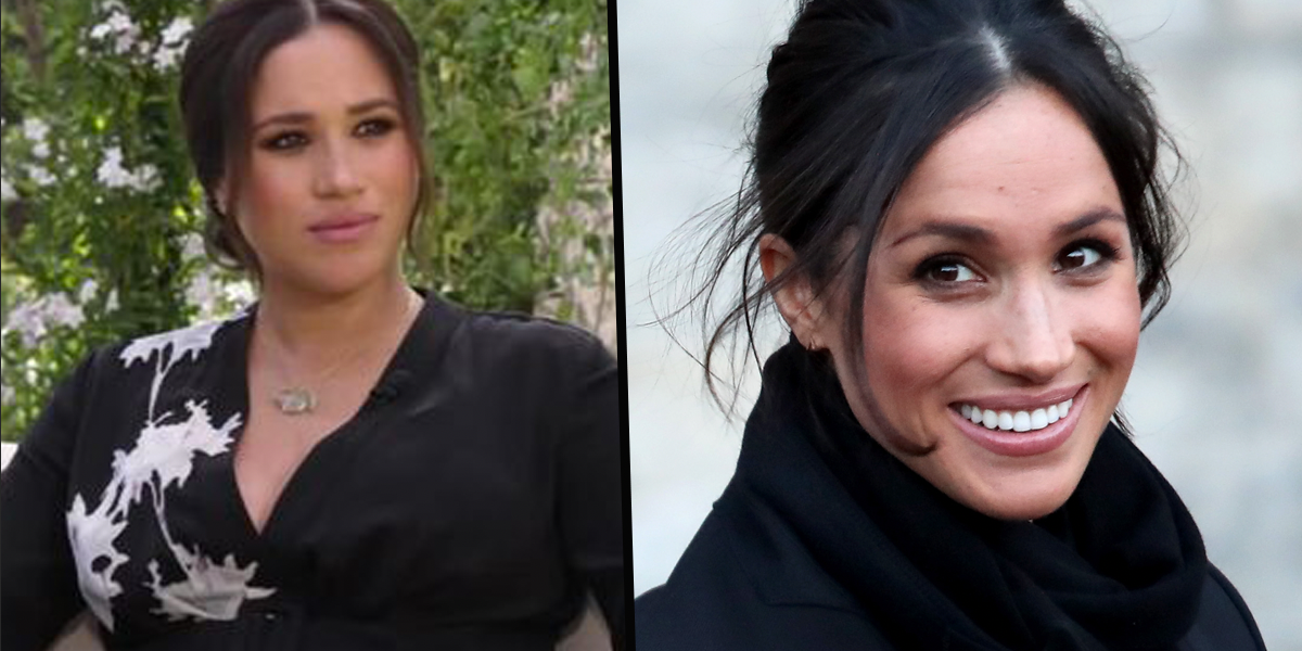 Claim Meghan Markle Made During Oprah Interview Debunked by Blog Post She Made in 2014