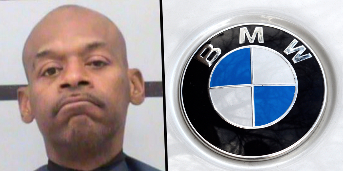 Man Rents BMW From Dealership to Rob Bank Then Returns With Stolen Cash to Buy It
