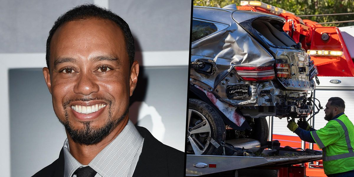 Experts Slam Handling of Tiger Woods Crash Probe After Troubling Discovery