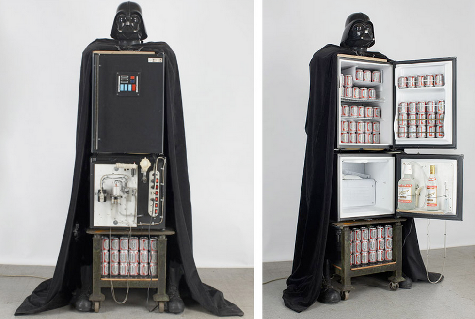A New Book Looks at the Art World's Star Wars Obsession