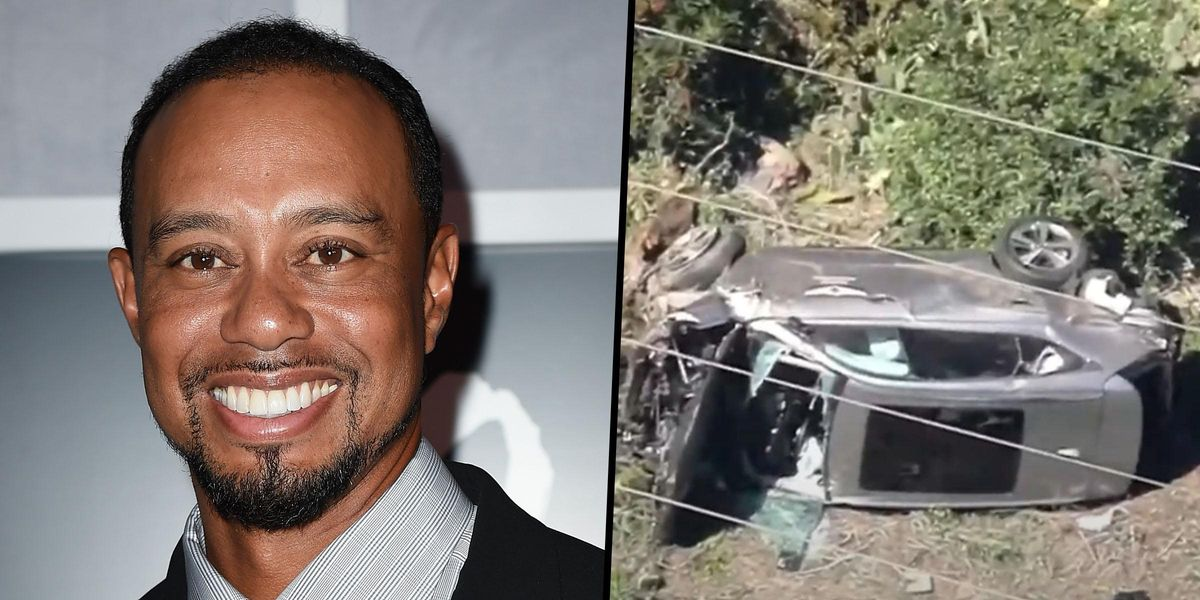 Forensic Experts Blast Tiger Woods Crash Probe After New Finding