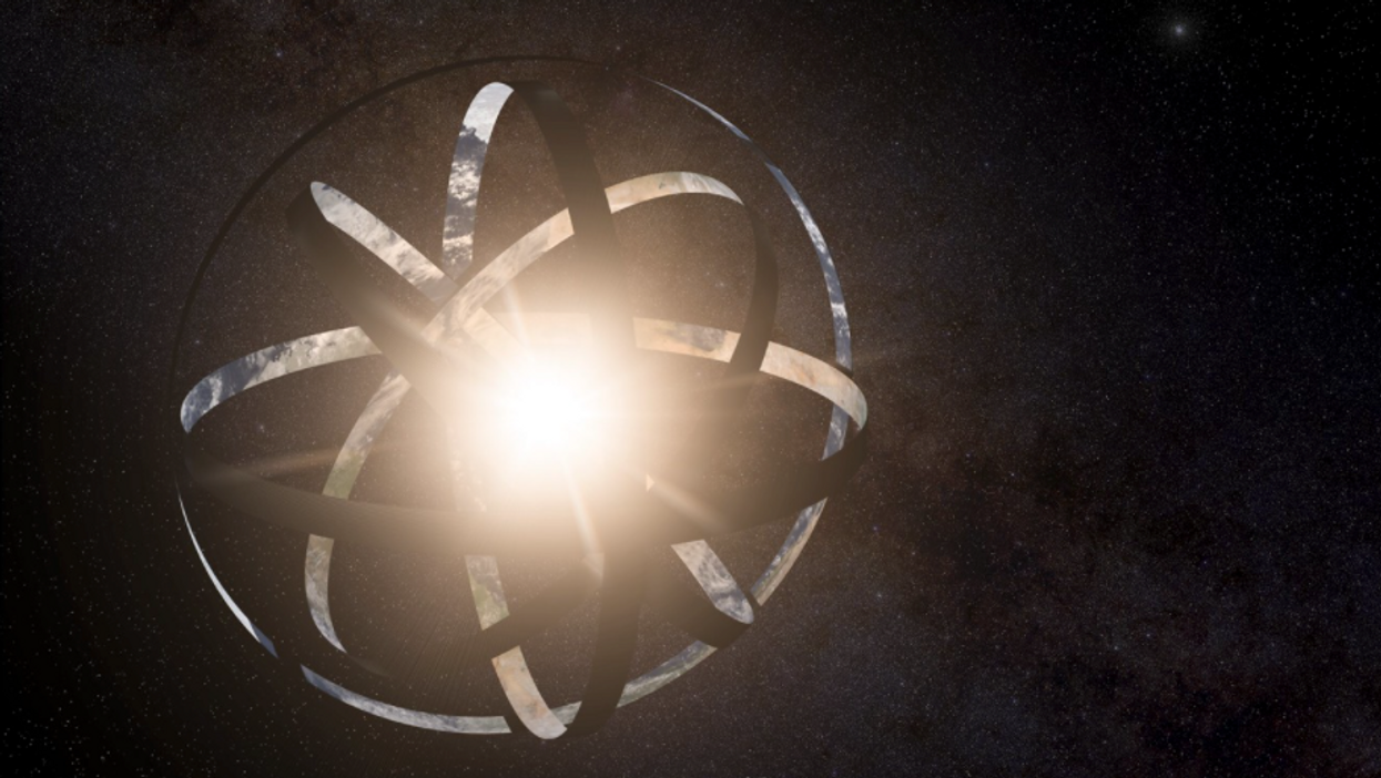 ​Dyson spheres: The key to resurrection and immortality?