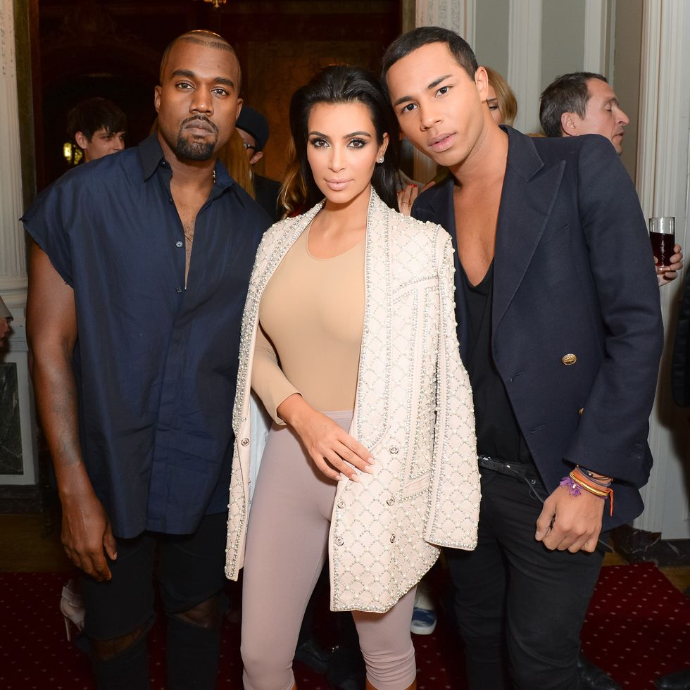 All of Your Favorite Glamourpusses Came Out to Balmain's After-Party Last Night