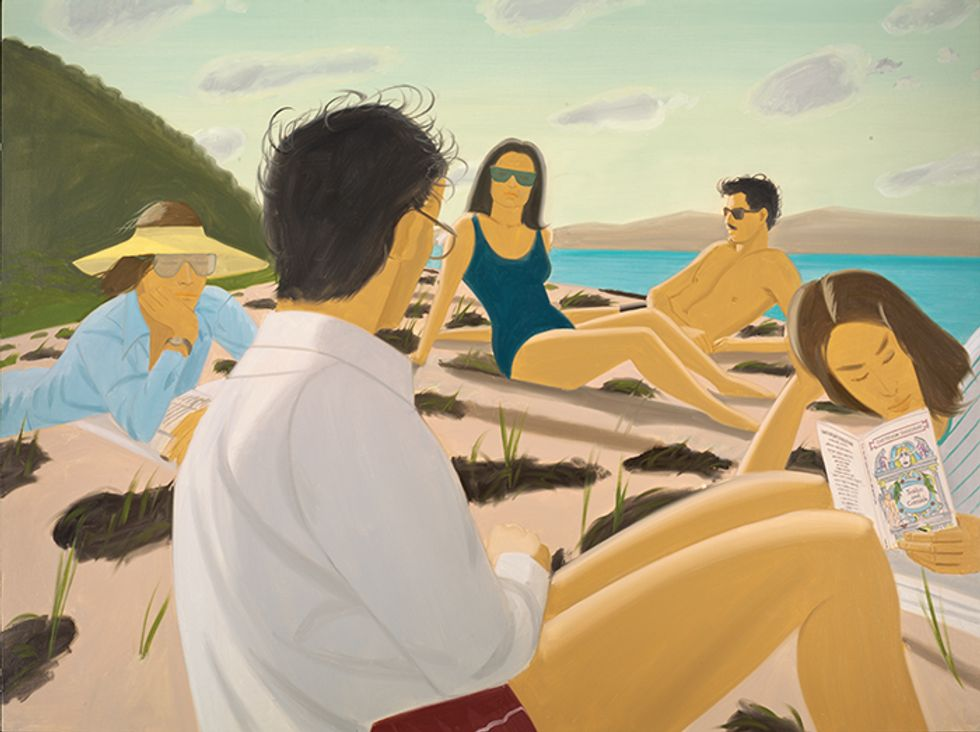 Artist Alex Katz Is More Relevant Than Ever