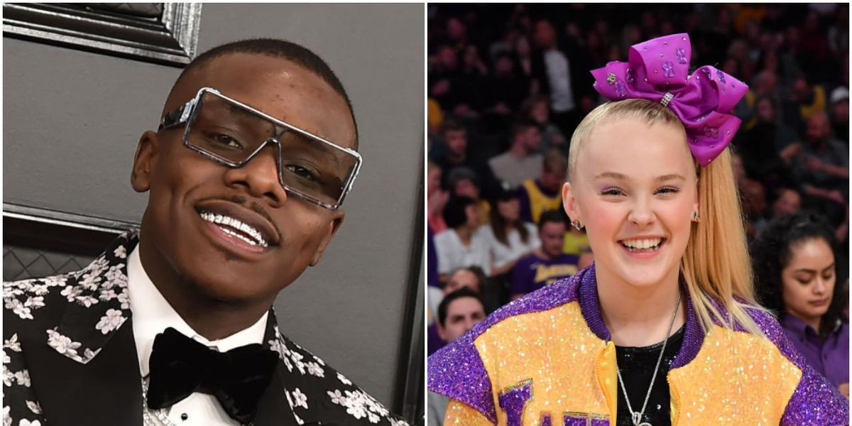 DaBaby Asked JoJo Siwa to Perform With Him at the Grammys