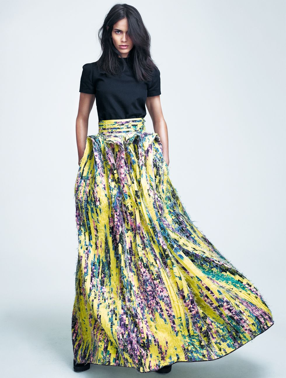 H&M's Upcoming Eddy Anemian Collection Is Crazy Chic