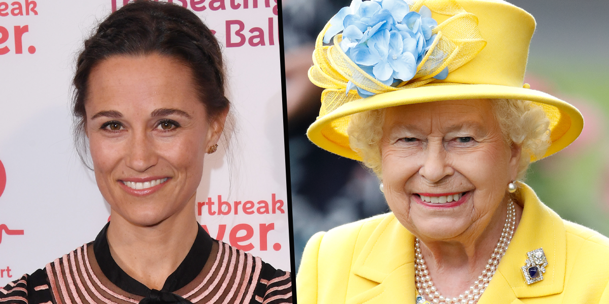 Pippa Middleton 'Honors The Queen' With Adorable Choice of Baby Name