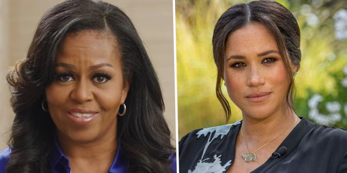 Michelle Obama Urges Meghan and Harry to 'Forgive' Royal Family Amid Racism Allegations
