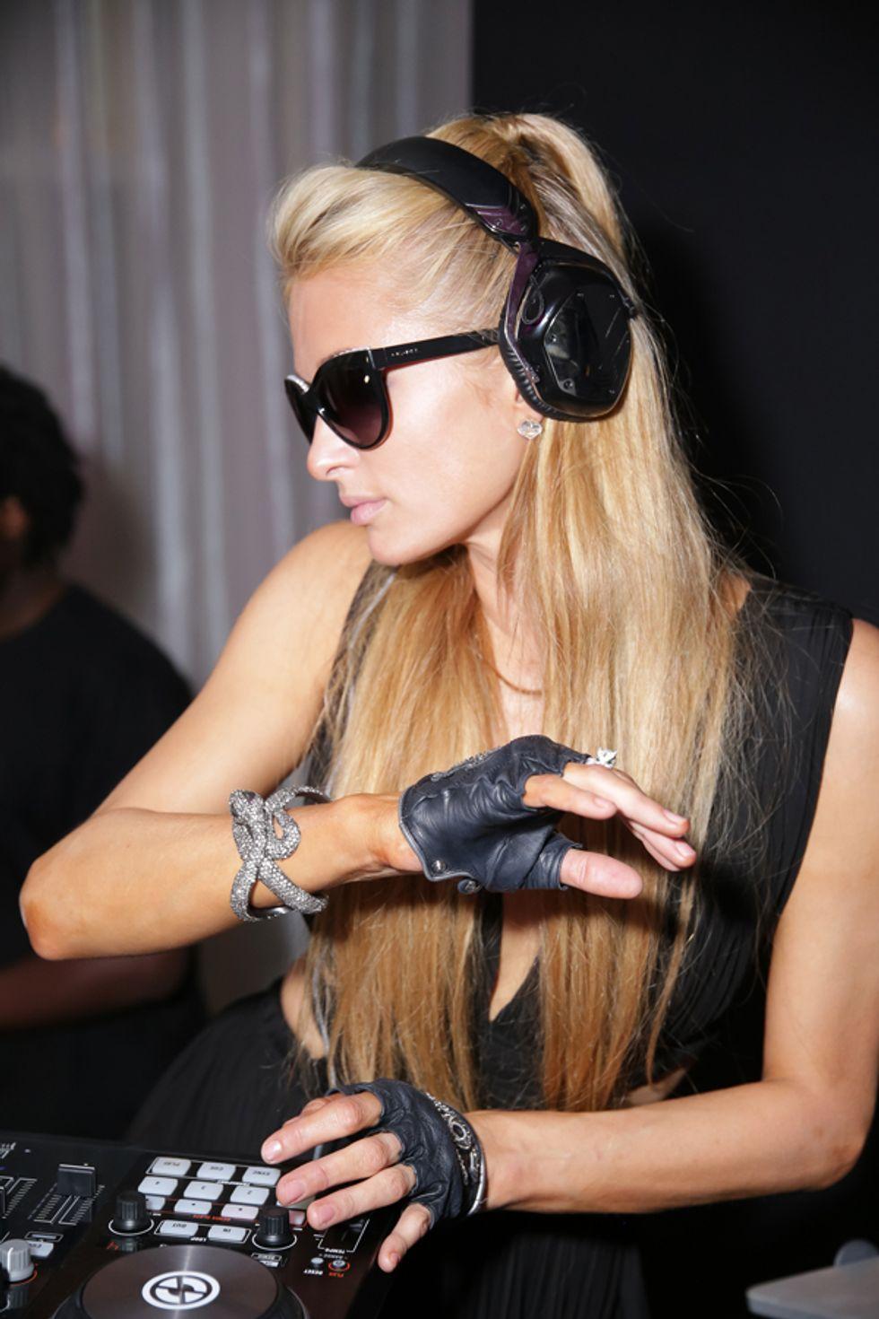 How Paris Hilton Became the DJ of Our Generation
