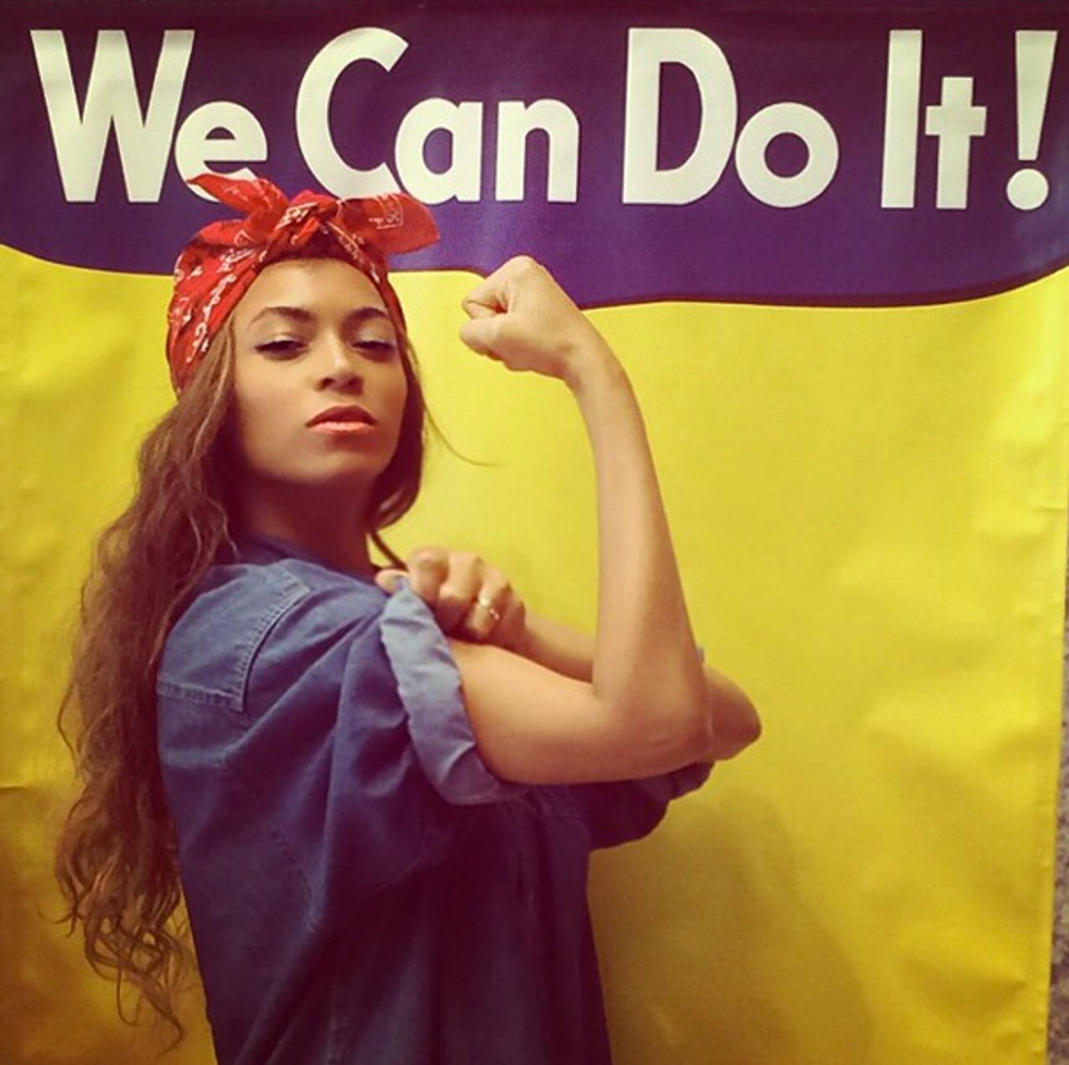 Beyoncé Taught Harvard Business School About Business