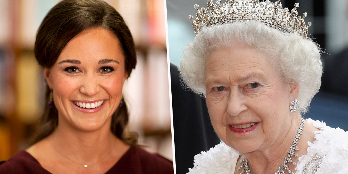Pippa Middleton's Adorable Baby Name 'Honors' The Queen