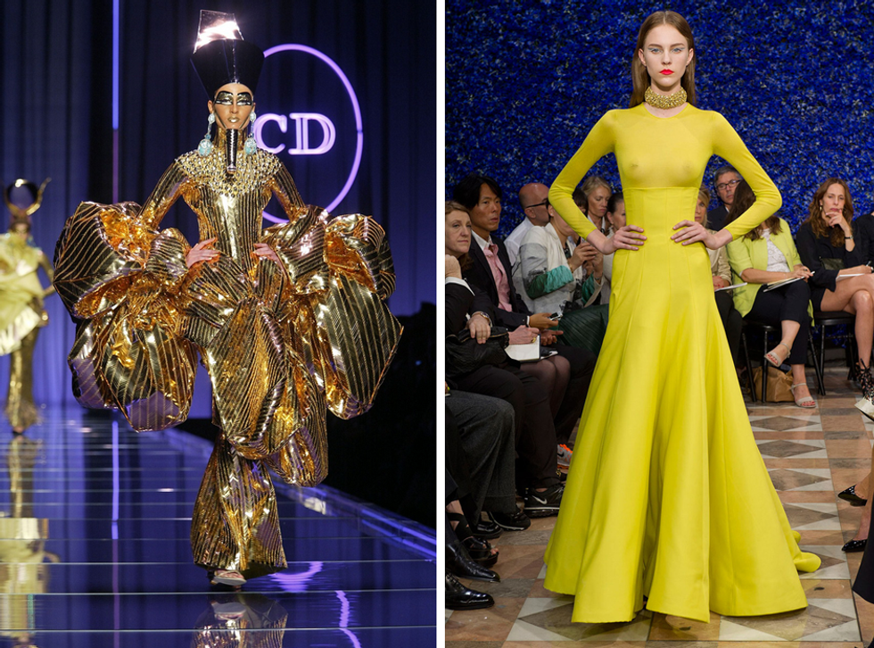 Why Galliano at Margiela Is a Good Thing