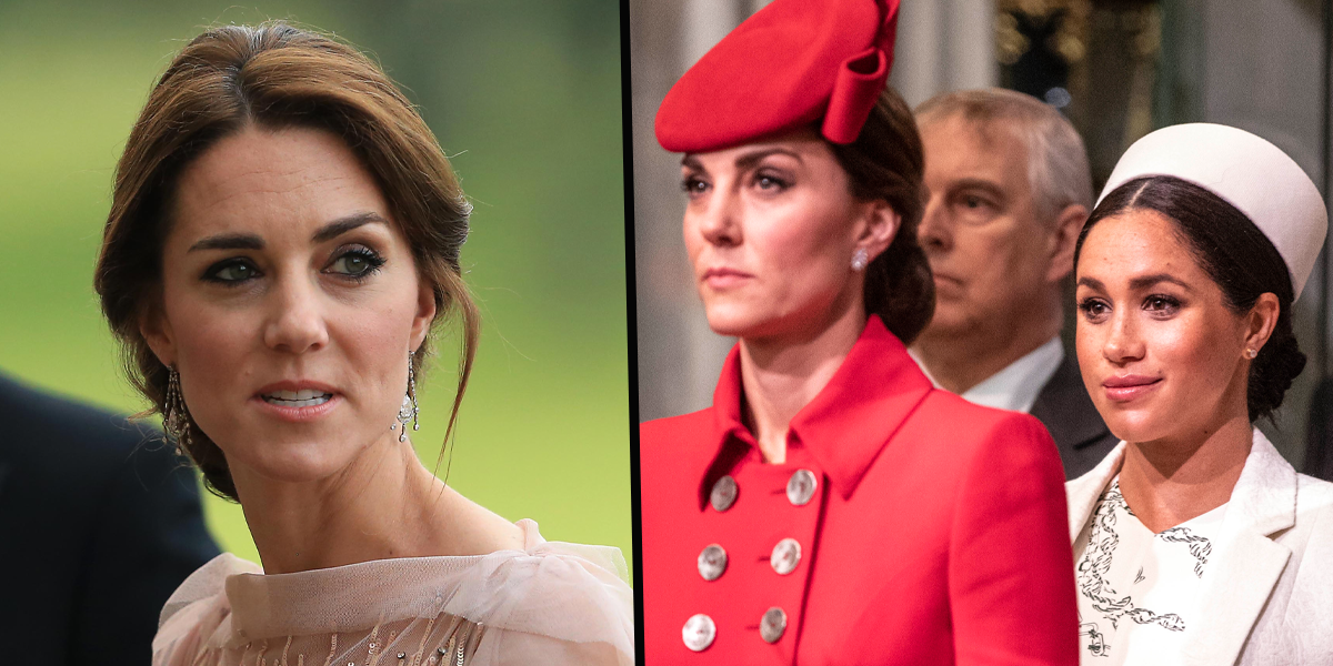 Kate Middleton Reportedly 'Mortified' She Made Meghan Markle 'Cry'