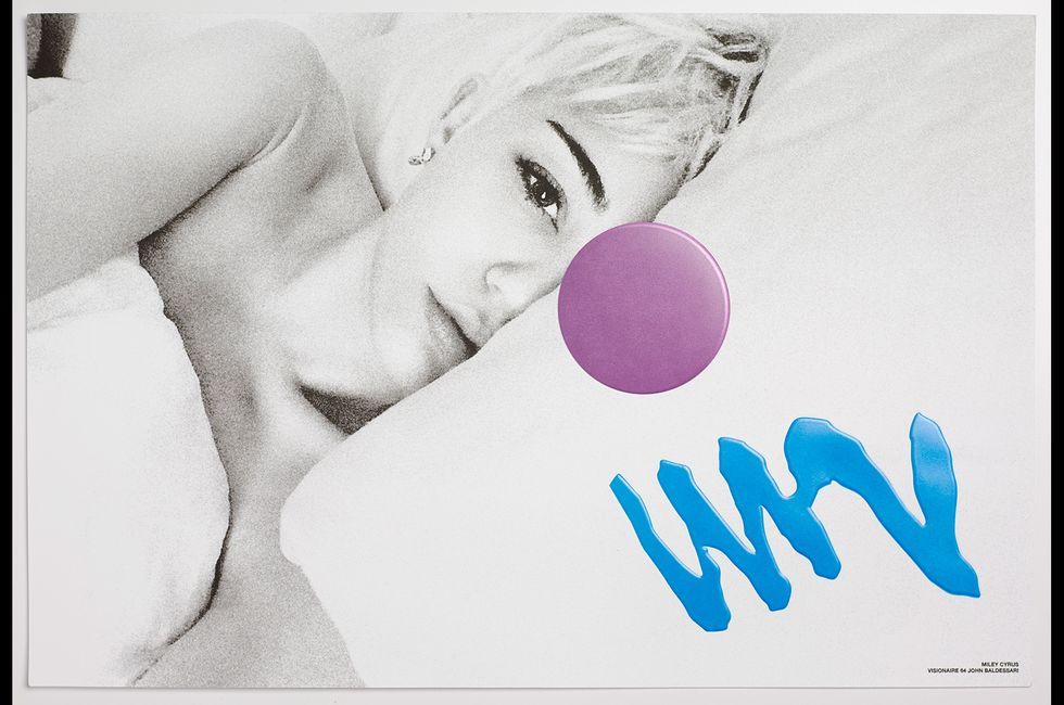 John Baldessari Turns Celebrity Selfies into Conceptual Art