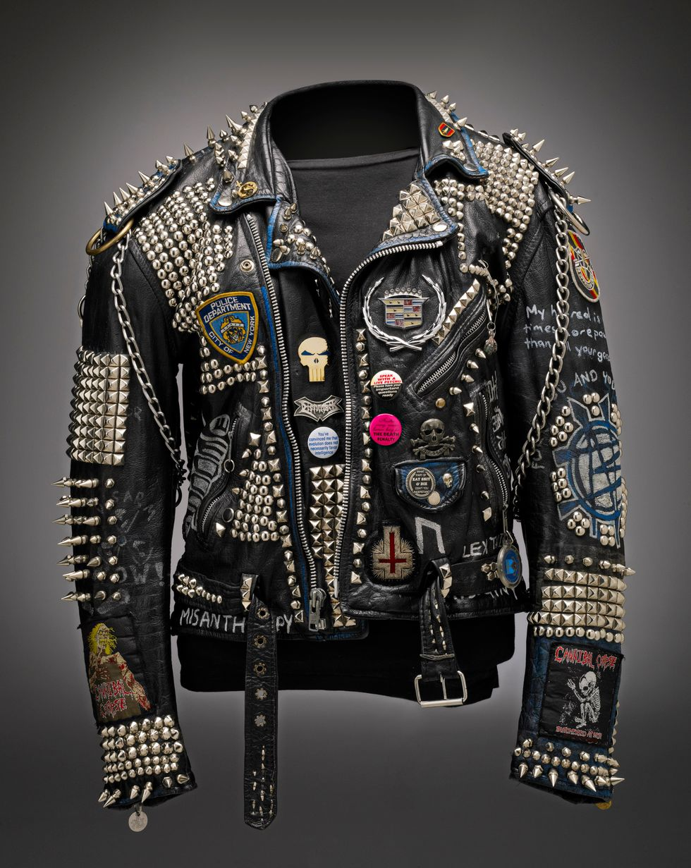 Worn to Be Wild: Photos From an Art Exhibit Dedicated to Leather Jackets
