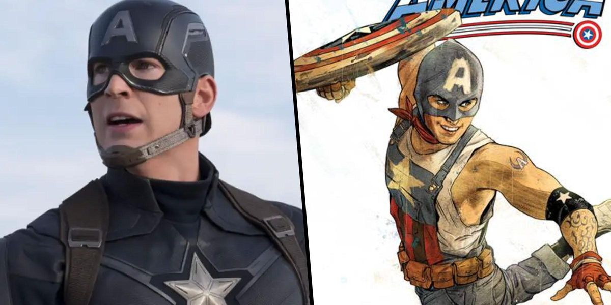Marvel Introduces New LGBTQ+ Captain America