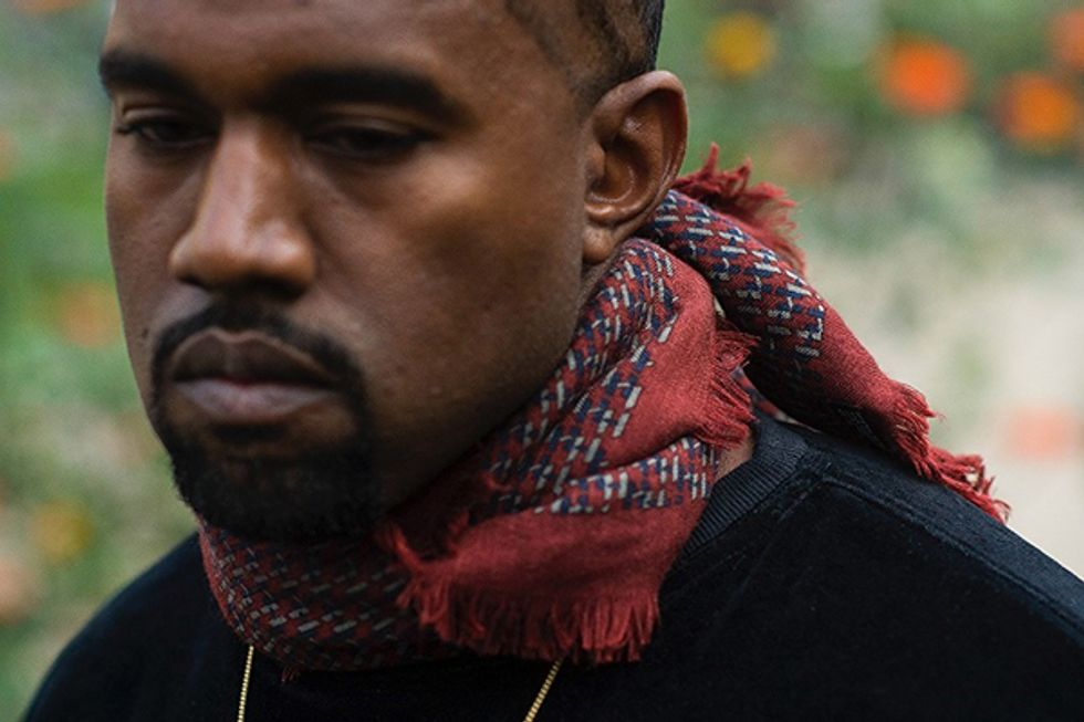 Kanye West is Love's Unsung Hero