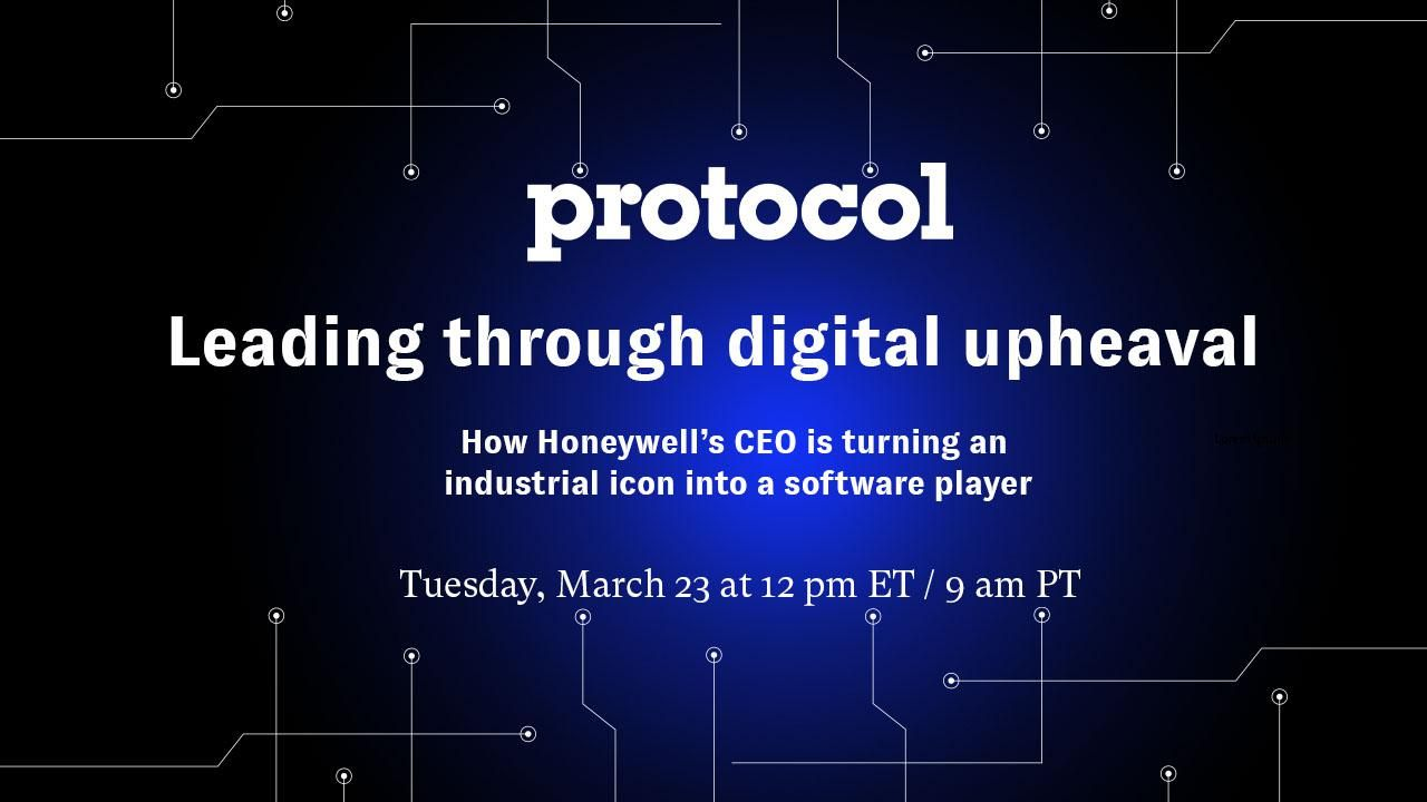 Protocol Leading through digital upheaval