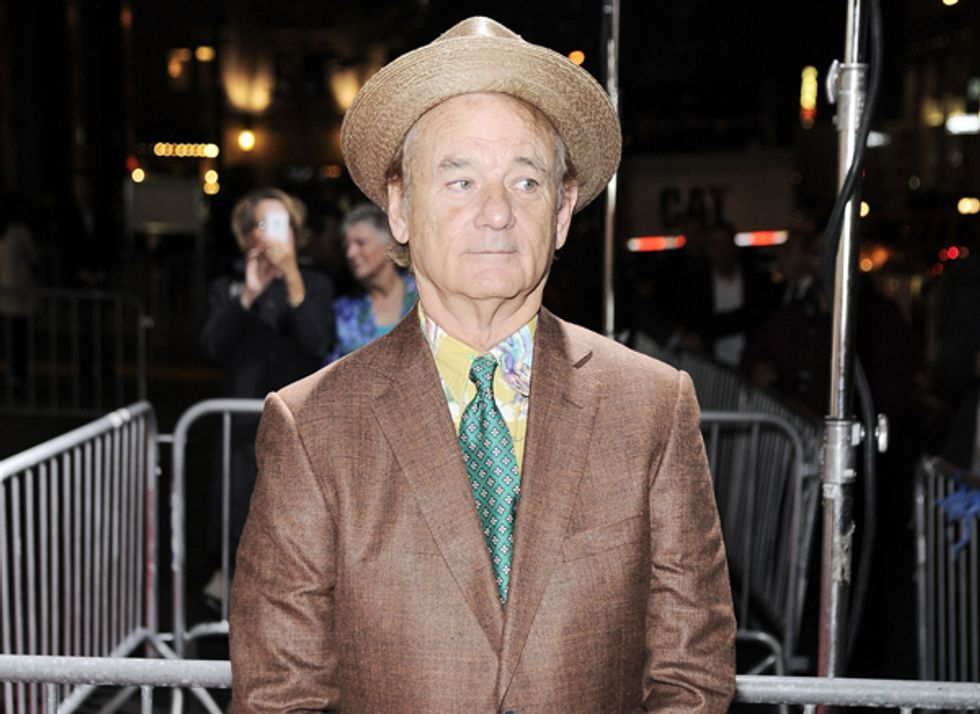 Murray Christmas! Bill Murray and Sophia Coppola Are Teaming Up For a Christmas Musical