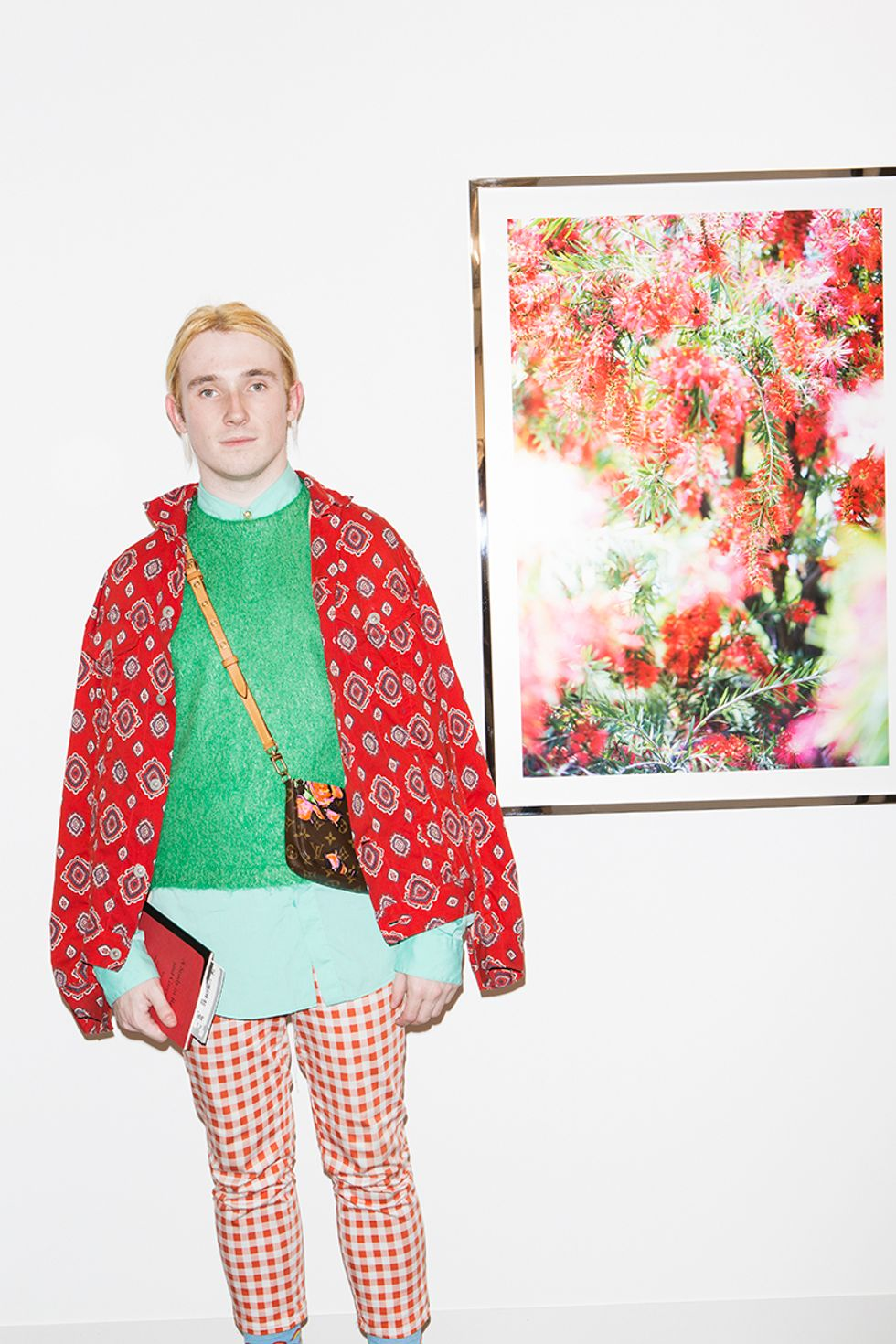 The Best Fashion -- and Art -- at the Frieze Art Fair in London