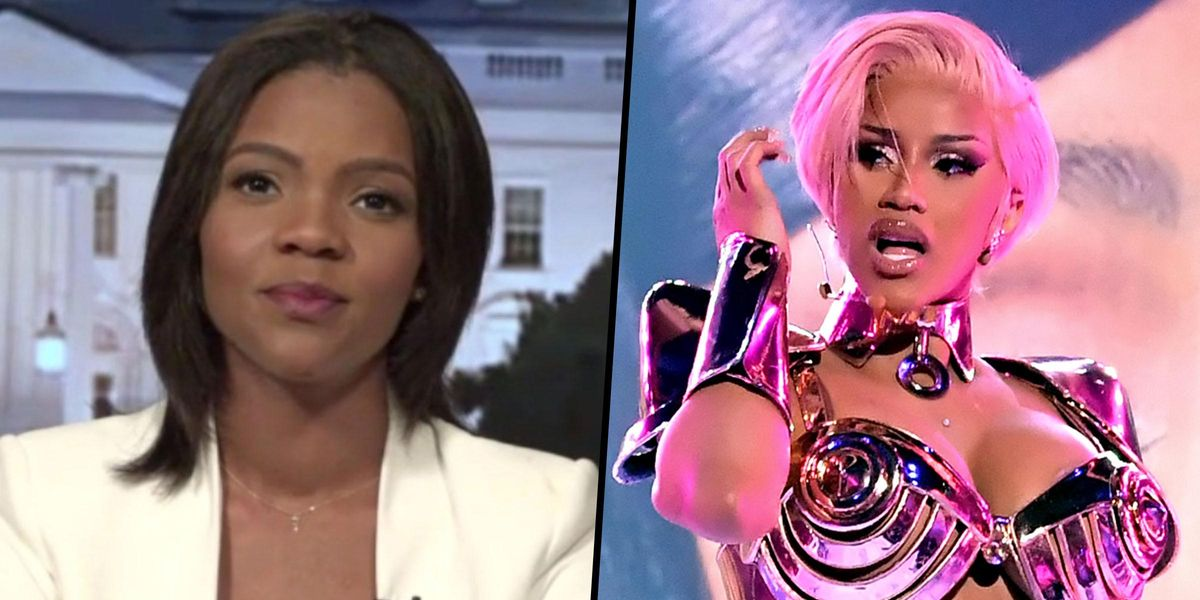 Candace Owens Threatens to Sue Cardi B After Argument Over 'WAP' Spins Out of Control