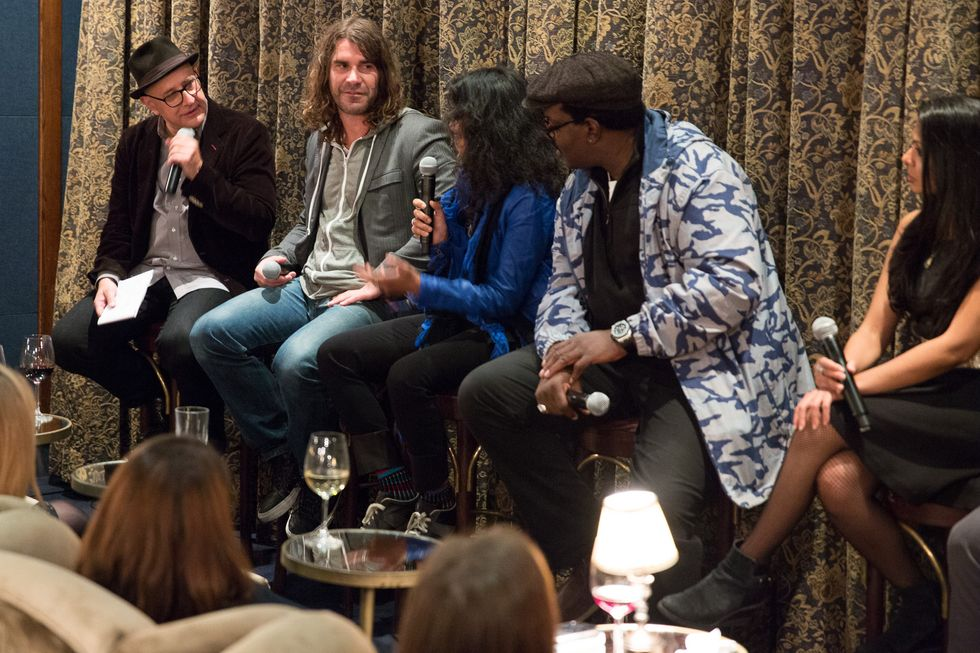 Go Inside last night's Paper and Amex #Indiepreneur Panel
