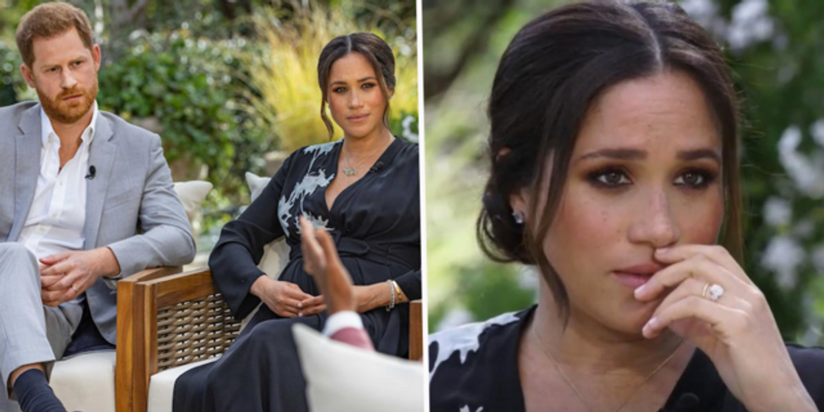 Meghan Markle and Prince Harry Told 'You've Made Your Point, Now Shut Up'
