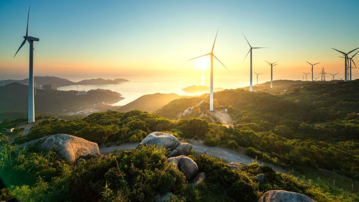 IRENA Report Predicts Renewable Energy Could Power World by 2050