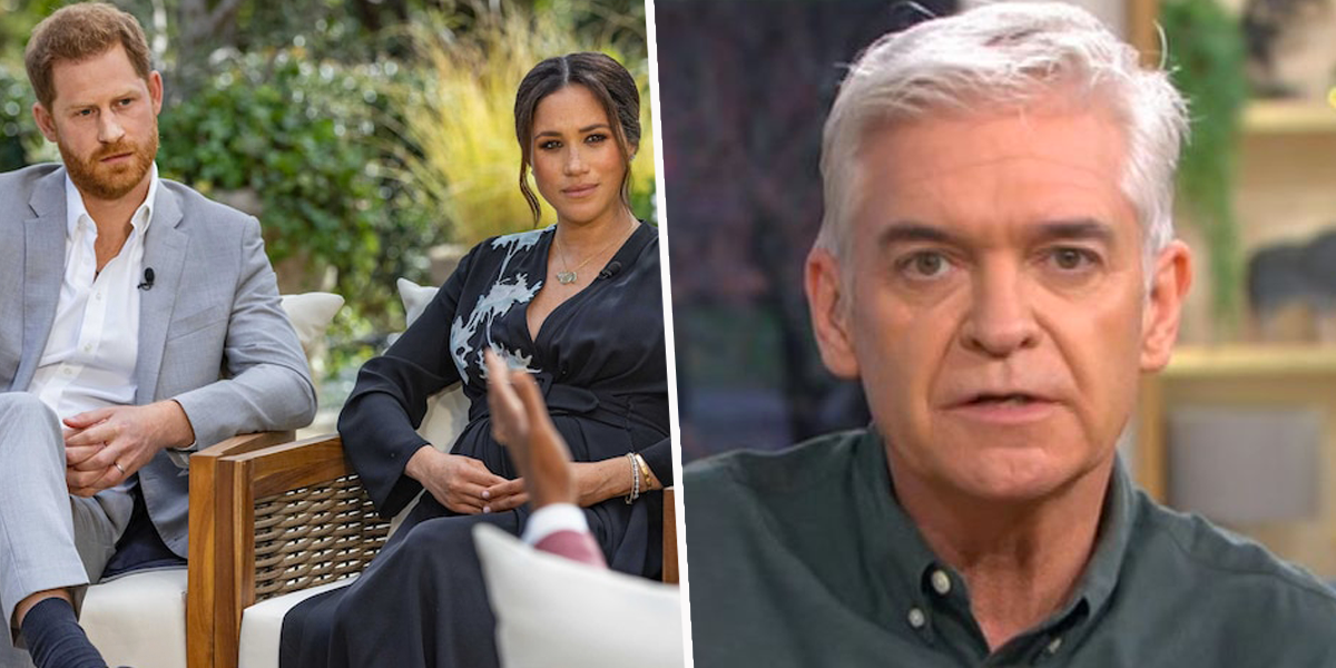 TV Show Host Demands Meghan Markle and Prince Harry 'Shut Up' Now They've 'Made Their Point'