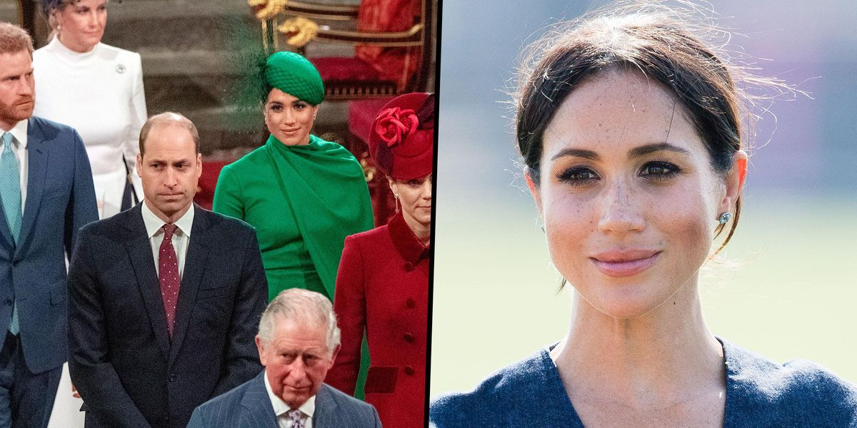Meghan Markle's Friend Says Royal Family Haven't Spoken To Her After Interview