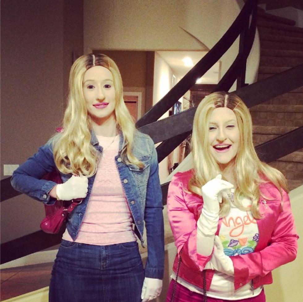 The Best Celebrity Halloween Costumes of 2014