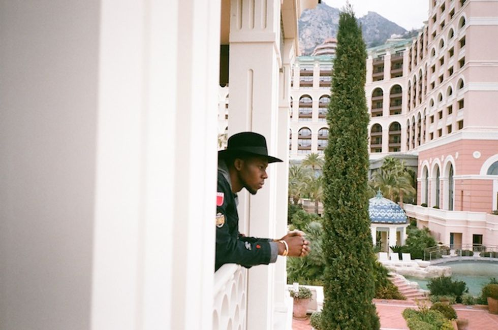 """Kanye to Theophilus London: """"Stop Being So Cool All the Time"""""""