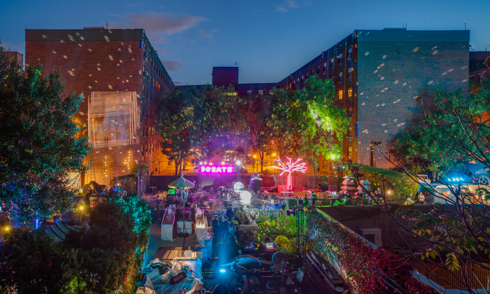 Deets On the First-Ever New York Festival of Lights