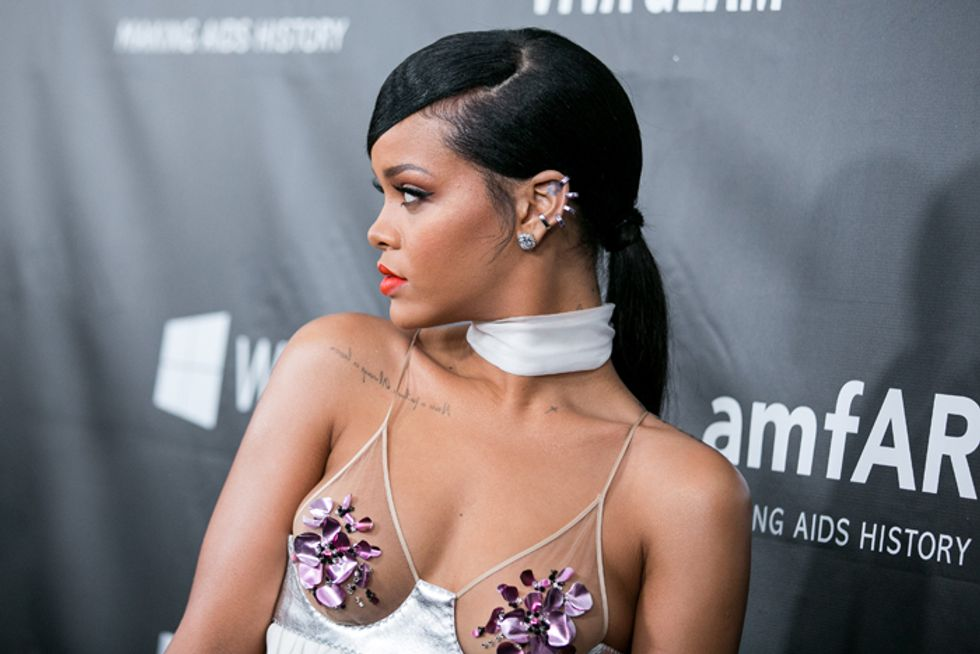Tom Ford Pens a Love Letter to Rihanna's Nipples