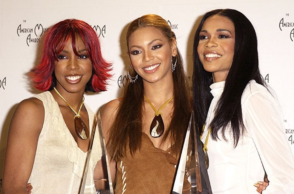 Papa Knowles Says New Destiny's Child May Be On The Way