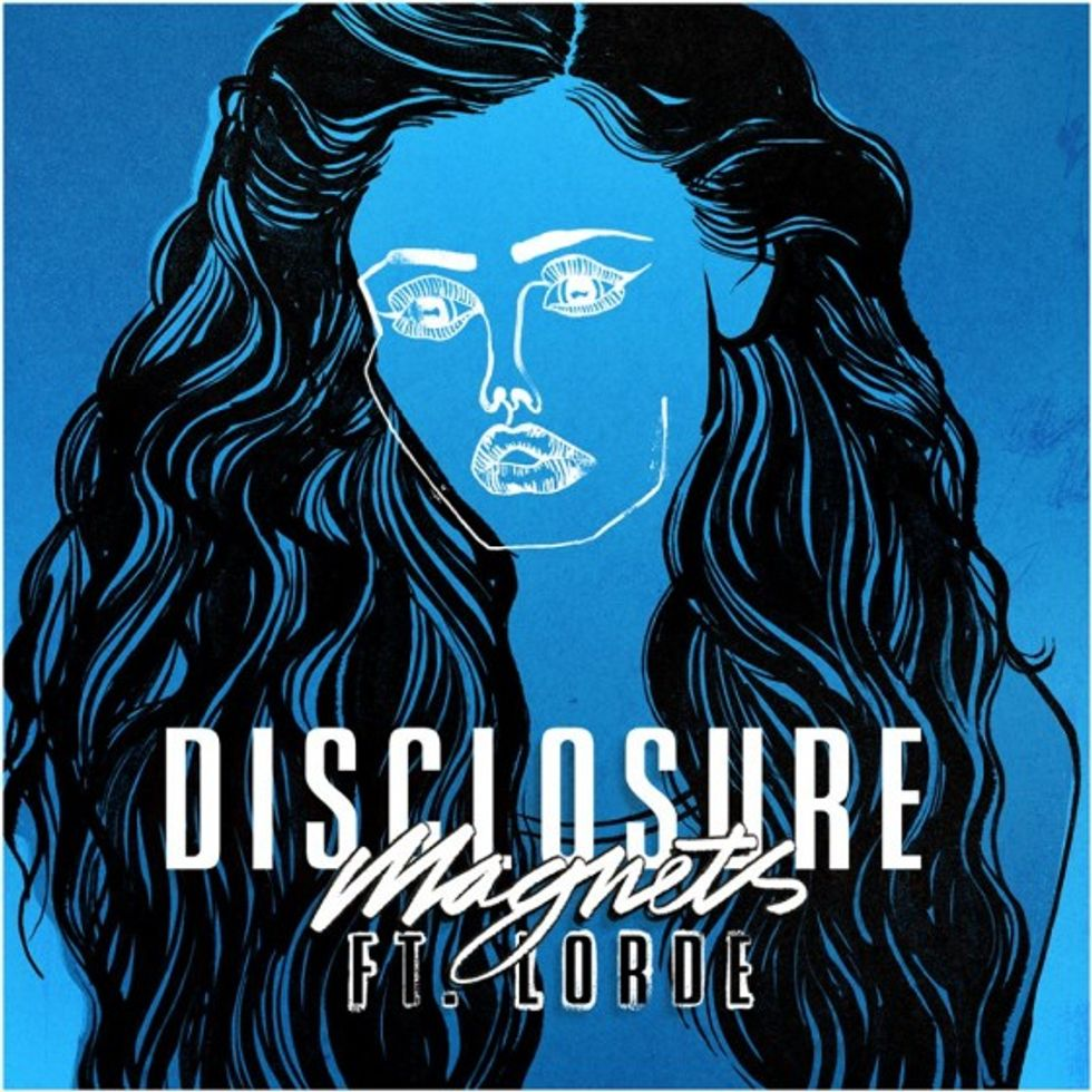 """Disclosure and Lorde's """"Magnets"""" Collaboration Is Here"""