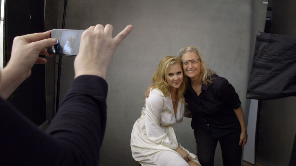 Amy Schumer, Patti Smith, Serena Williams and More Star In the New Pirelli Calendar