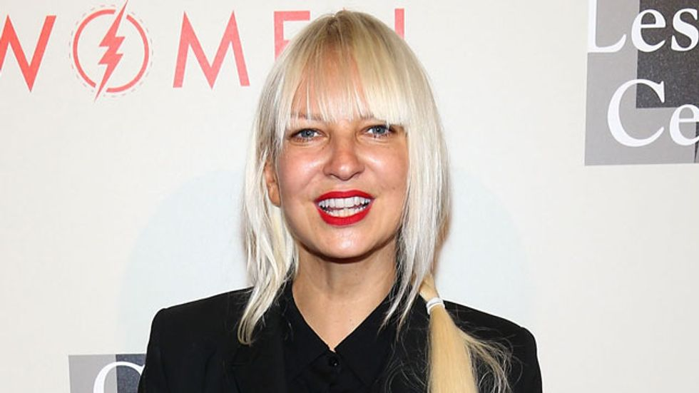 "Sia Is Back With Her New Soul-Shattering, Self-Affirmed Single ""Alive"""