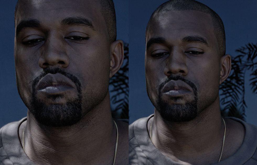 "Kanye Calls Ben Carson ""Brilliant,"" Talks About His Presidential Bid"