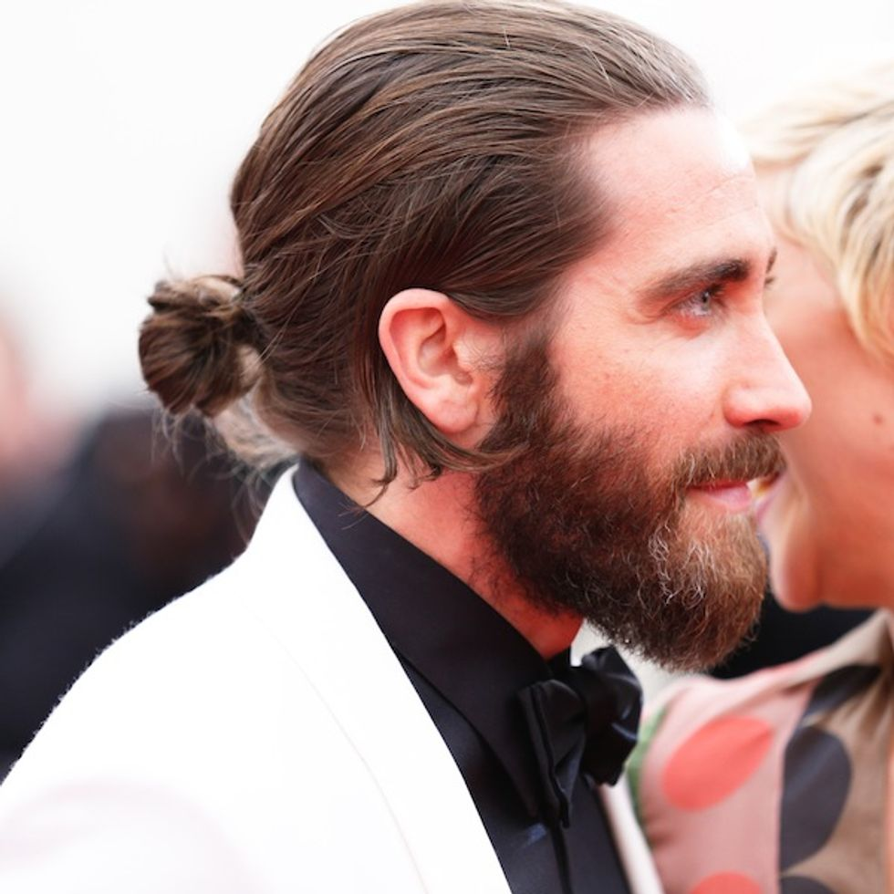 Man Buns May Lead To Baldness