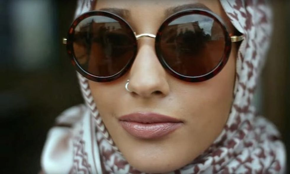 H&M Introduces Their First Hijab-Wearing Model In Major Campaign
