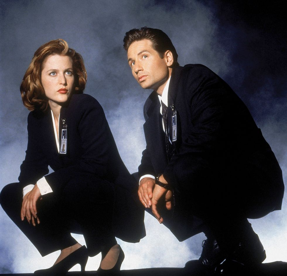 Watch a Trailer for the New X-Files