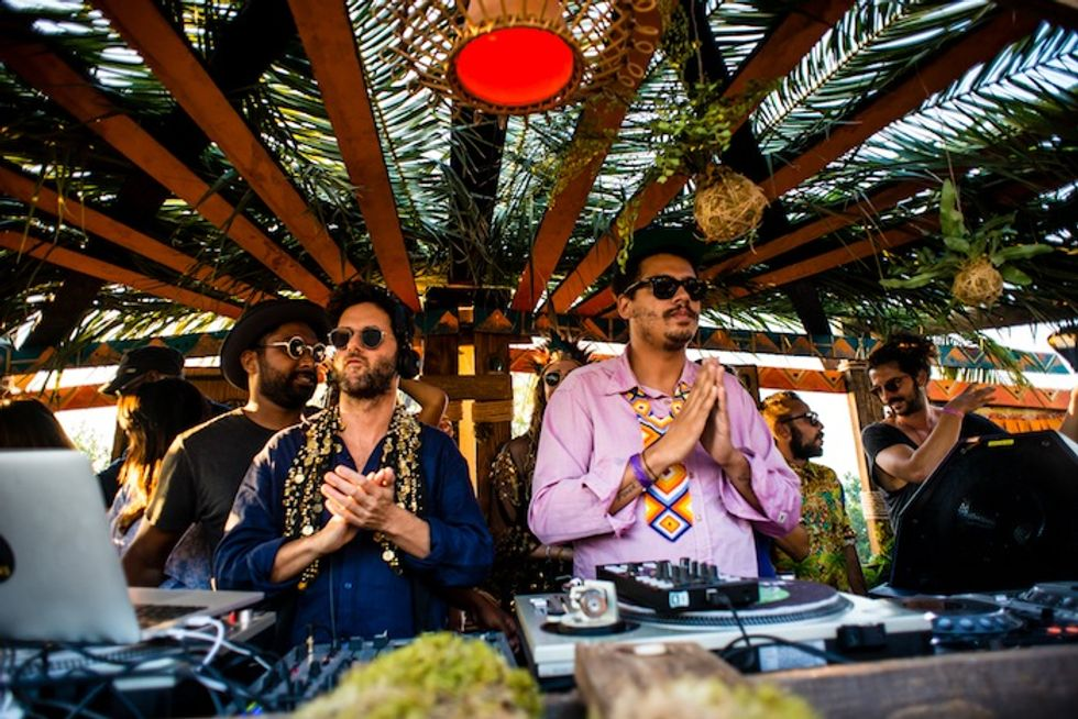 DJ Guy Gerber On What It's Like to Be a Resident DJ In Ibiza