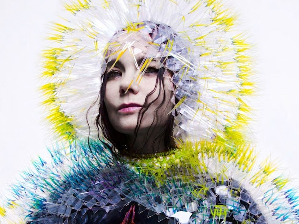 "Björk Final ""Vulnicura"" Remix Pack Reaches To The Depths Of Underground Dance"