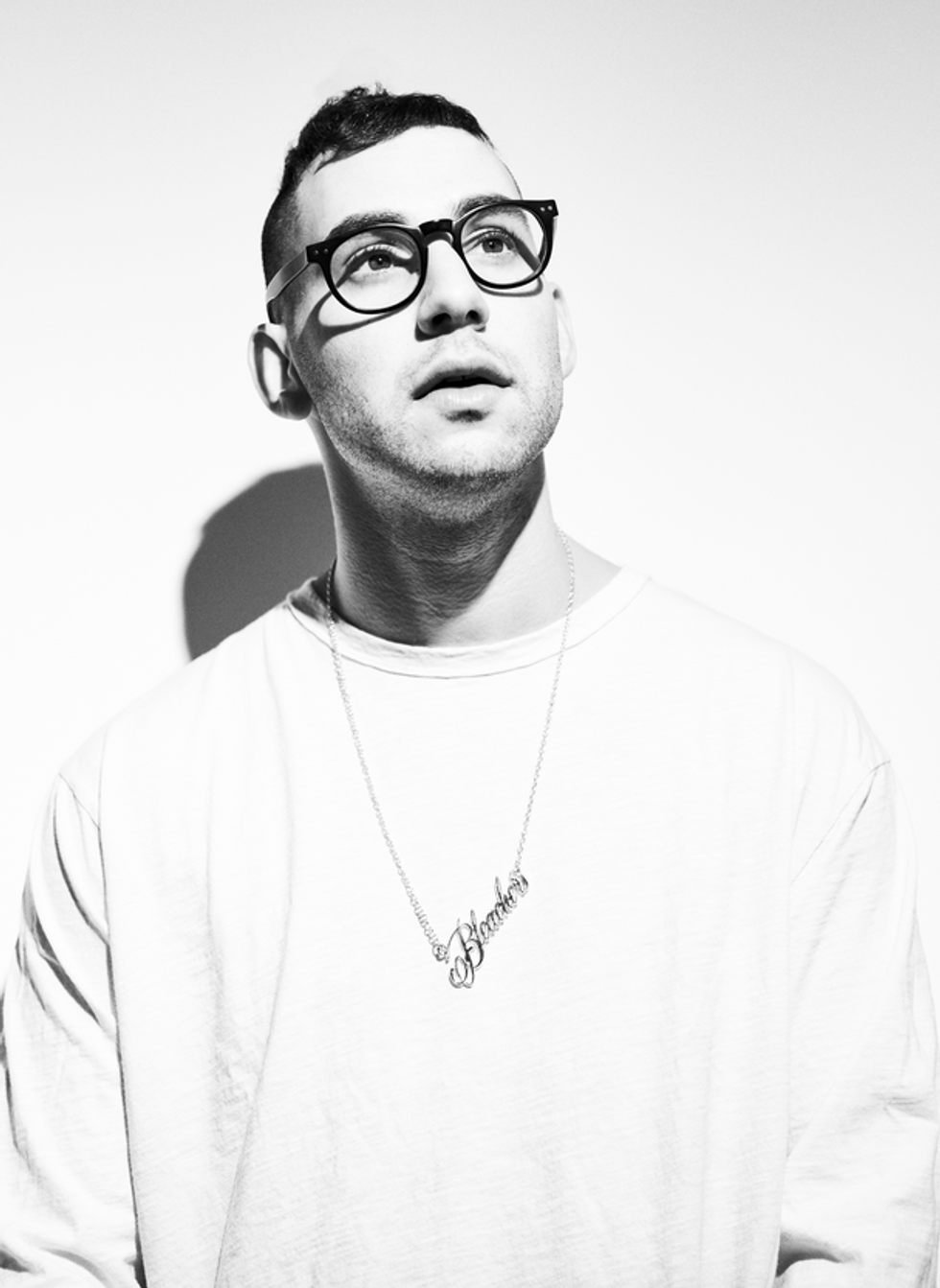 """""""It's Completely Wonderful But Also Kind of Eerie"""": Jack Antonoff On His New All-Female Bleachers Covers Album"""