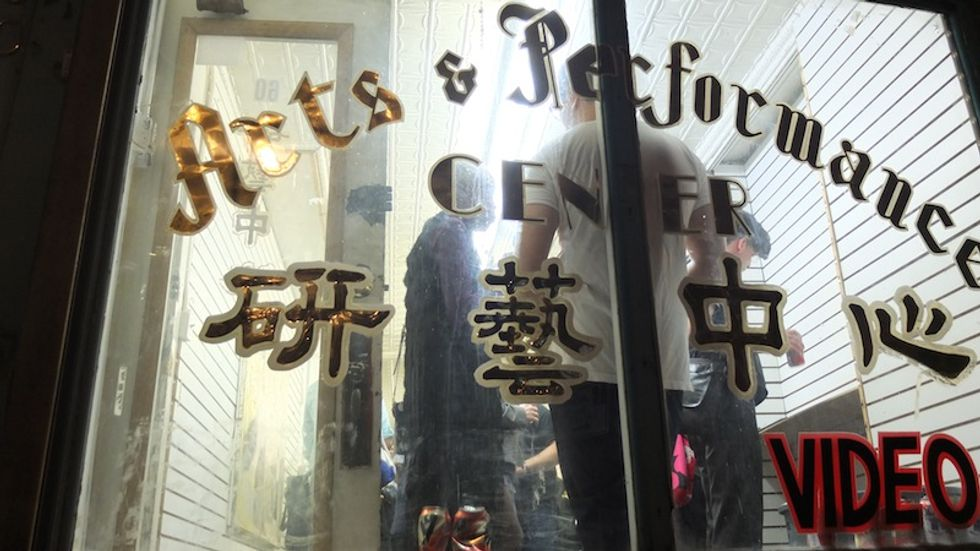 Chinatown's New Release Gallery Opened With a Bang Last Night