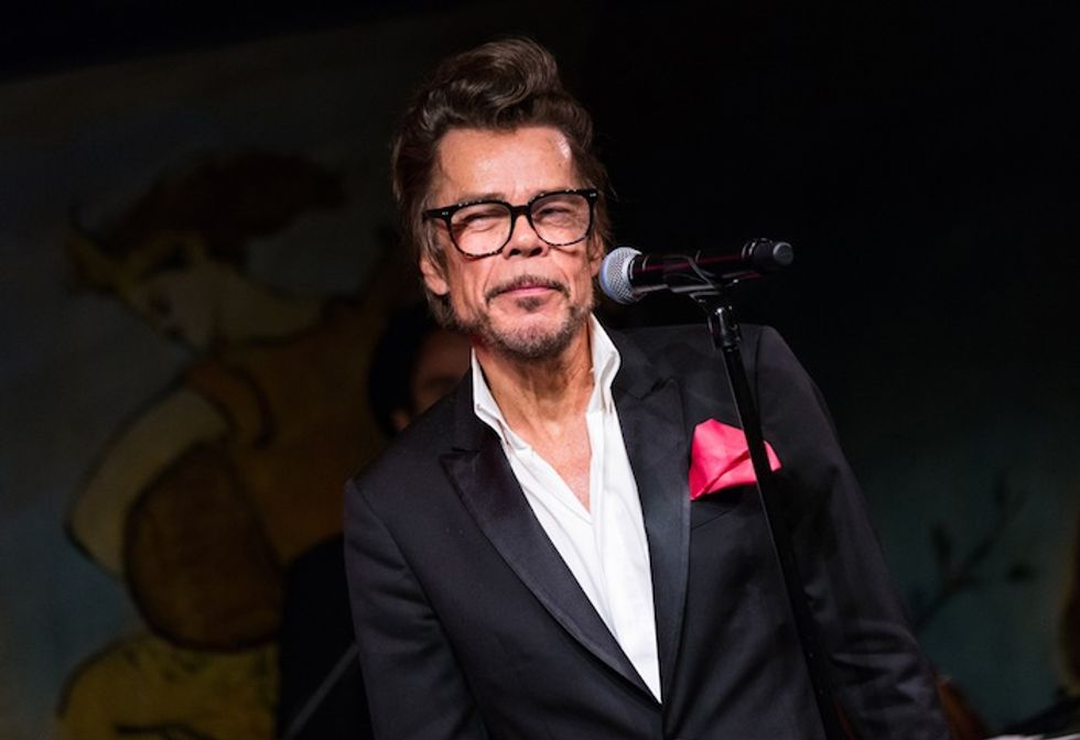 Buster Poindexter -- AKA David Johansen of the New York Dolls -- On Drag Culture, Country Music and Rock n' Roll Burnout