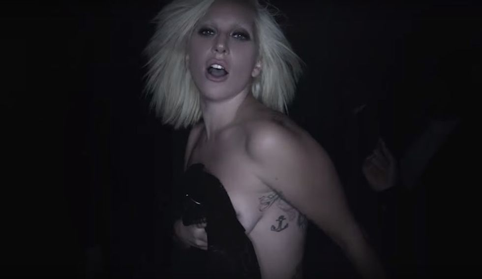 "Gaga Goes Disco: Cover of ""I Want Your Love"" for Tom Ford F/W 2016"
